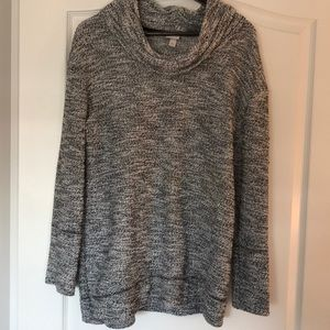 Adorable Cowl Neck Sweater